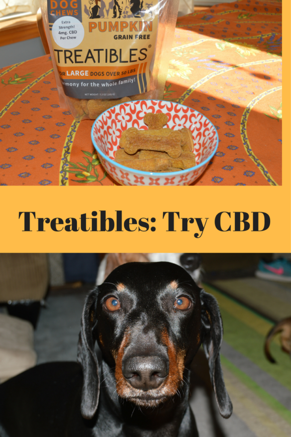 Treatibles: Try CBD products #ad
