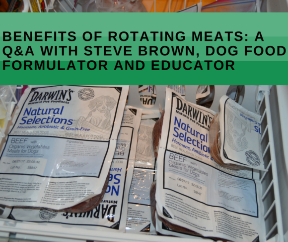 Steve Brown The Dog Food Formulator