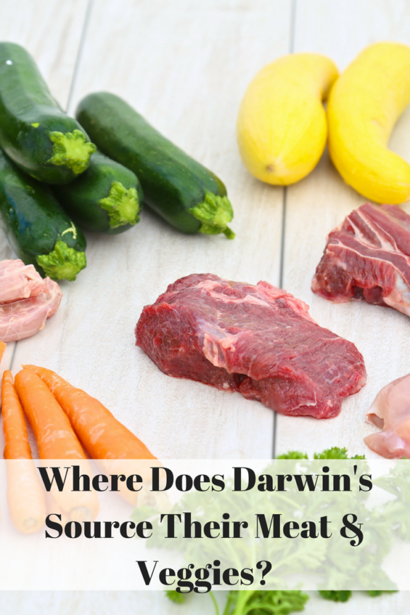 Where Does Darwin's Source Their Meat & Veggies-